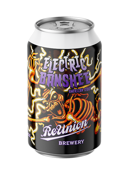 Electric Banshee Malt Beer | ReUnion Brewery