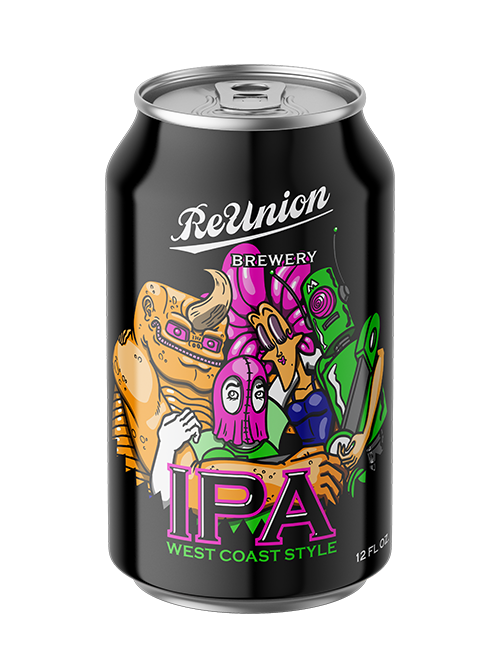 ReUnion IPA West Coast Style