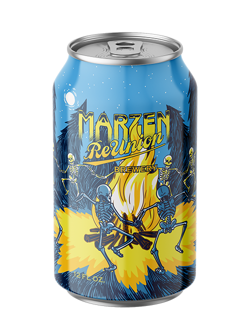 Marzen German Style Beer | ReUnion Brewery