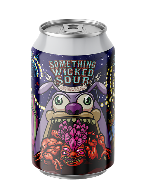 Wicked Sour Beer | ReUnion Brewery