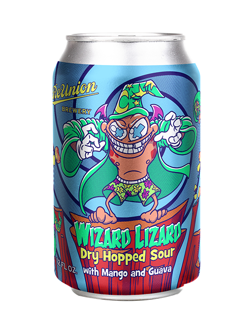 Wizard Lizard Dry Hopped Sour Beer on The ReUnion Brewery Taplist