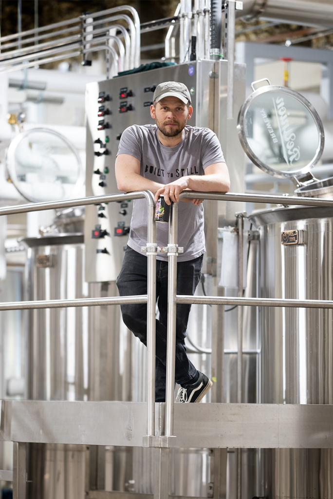 Logan Depover | ReUnion Brewery Head Brewmaster
